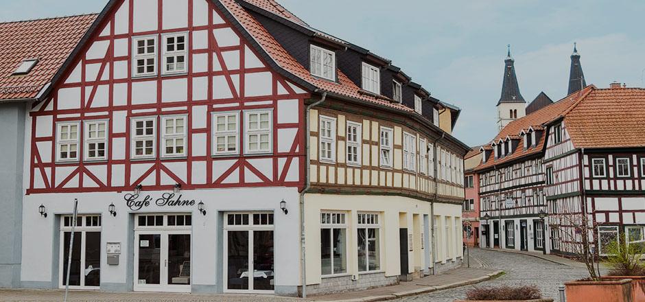Kanzlei Gebäude in Nordhausen